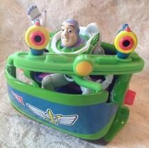 Buzz Lightyear Toy Story  Disney Diecast Metal WDW ride Mint Original Pa... - $39.99