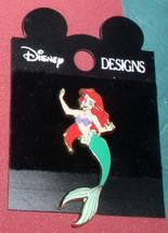 Ariel Swimming  Disney Little Mermaid Pin No card - $29.02
