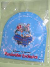 Ariel seahorse 3d  Authentic Disney Little Mermaid Motorcars Parade pin ... - $75.00