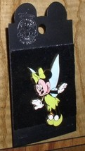 Minnie Mouse Tinker Bell Princess Authentic Disney pin On Card - $29.99