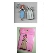 Ariel  Princess magnet Authentic Disney Little Mermaid  LE Pin on card - $139.00