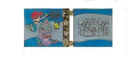 Ariel, Sebastian Flounder Authentic  Disney Resort Little Mermaid LE Pin No card - $29.99