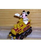 Disney Mickey Train Engineer Die Cast Metal Eastern RW Original Packing ... - $24.99