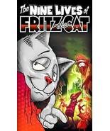 Fritz The Cat Magnet - $7.99