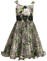 Size-8, Multi, BNJ-7894R Sleeveless Floral Print Mesh Shantung Dress ,R47894 ...