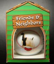 Friends & Neighbors Christmas Ornament Cocker Spaniels Original Dog Hous... - $8.99