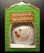 Friends & Neighbors Christmas Ornament West Highlands Terrier Doghouse S... - $8.99