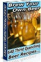 Brew Your Own Beer E-Book for sale  USA
