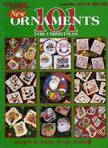 New 101 Ornaments for Christmas Designs by Kooler Design Studio Leaflet ... - $7.50