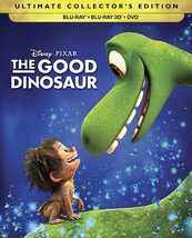 The Good Dinosaur [3D + DVD + Blu-ray] (2016)