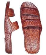 Pali - Hawaii Sandals 405 Brown Free Shipping U... - $13.99