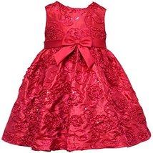 Size-24M RRE-52941H 2-Piece RED SEQUIN SOUTACHE TAFFETA Special Occasion Wedd...