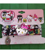 Sanrio Hello Kitty, My Melody, Chococat, Keroppi Frog, Badtz Maru Bracelet - $11.99