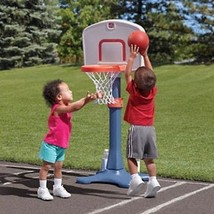 Shootin' Hoops Junior Basketball, Sport,Play,Backboard,Athlete,Rim,Net,G... - $59.95