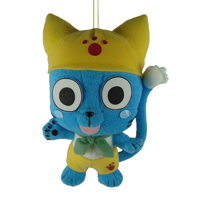 Primary image for Fairy Tail: Happy In Yellow Plush GE52542 NEW!