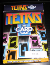 Tetris The Card Game by Fundex - $10.00