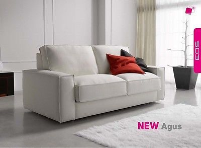 Agus Sofa Sleeper Bed Living Room Modern Contemporary Made in Spain