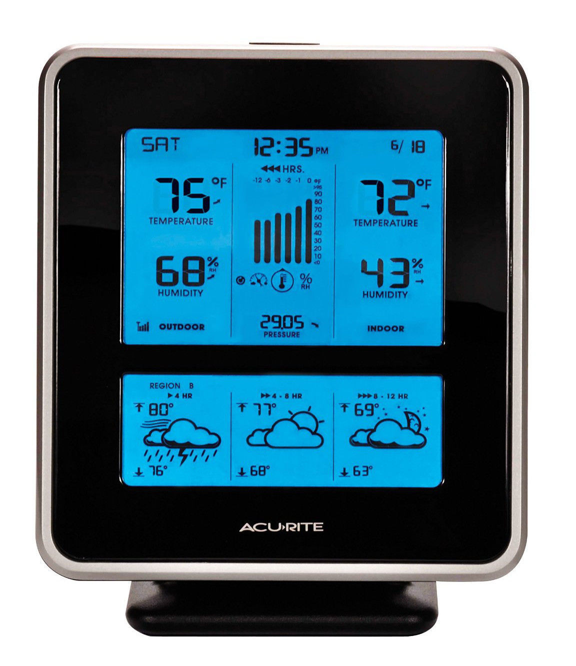 AcuRite 02010 Digital Weather Center- No Outdoor Remote Unit
