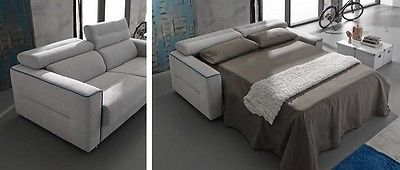Arizona Sofa Sleeper Bed Living Room Modern Contemporary Made in Spain