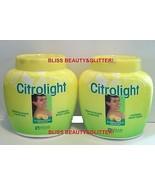 CITRO LIGHT 2 JARS Lightening Beauty Cream/Carrot Oil Extract DREAM COSM... - $22.43