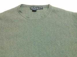 Nautica Shirt XXL 2XL Gray Cotton Men's - $17.05