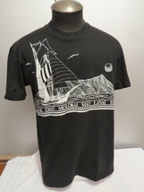 198o's Hawaiian Tourist Shrit - Featuring Full Wrap Graphic - Men's Large - $39.00
