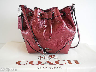 62fe5ea747 Coach baby Mickie Drawstring Bag Crossbody and 50 similar items
