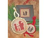 Santa and children silhouettes thumb155 crop