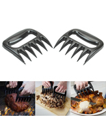 1 set Grizzly Bear Paws Claws Meat Handler Fork... - £10.76 GBP