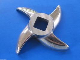 #42 size Meat grinder knife Cutter Blade for Hobart 4342 4542 Biro Berkel etc - $42.32