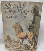 Moon of Three Rings by Norton Andre - $45.00