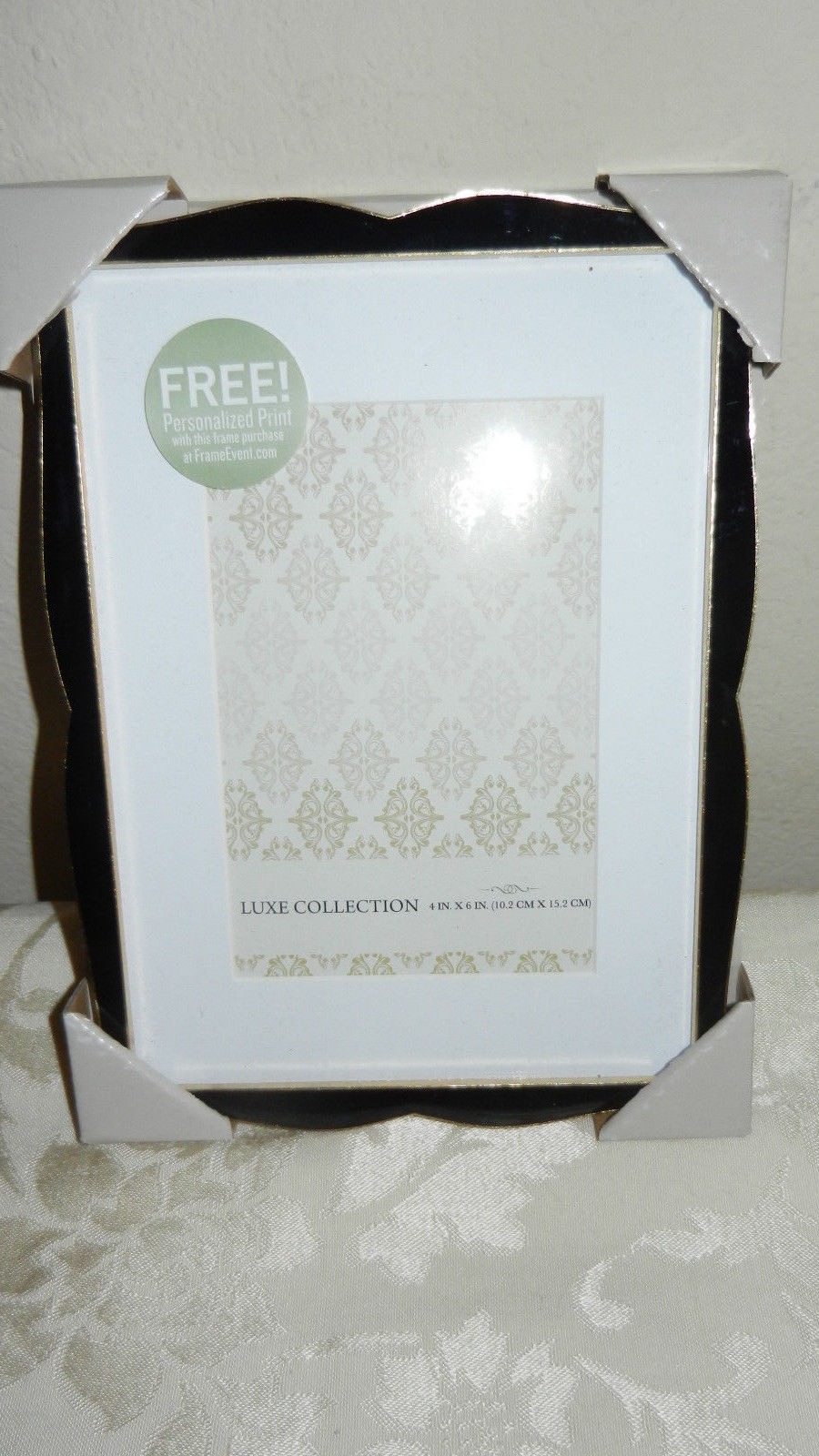 Fetco Home Decor Alegria Picture Frame 4x6 And 16 Similar Items
