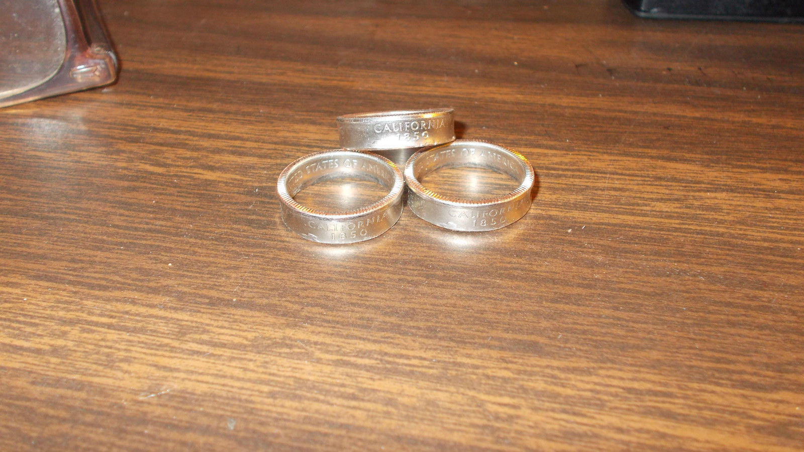 2d3bc406a Calif 2 sided coin ring sizes 5 1 2 - 10 and 10 similar items