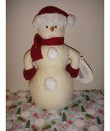 Hallmark Plush Snowman Winfield - $15.99