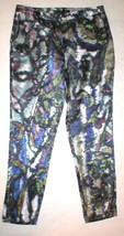 New NWT $395 Theyskens' Theory Silk Print Pants... - $395.00