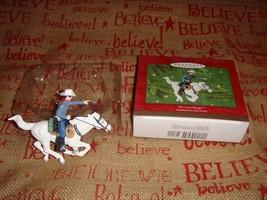 Hallmark 2000 The Lone Ranger Ornament - $14.89