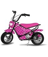 Junior Girls Kids Electric Scooter Pink Play Fu... - $302.72