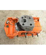Husqvarna Chainsaw Crankcase Assembly #501762202 Fits 50, 51, 55 - $39.55