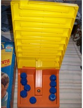 Vintage 1977 IDEAL Up Against Time Game with Original Box image 2