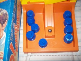 Vintage 1977 IDEAL Up Against Time Game with Original Box image 3