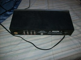 Realistic 7 Band Stereo Frequency Equalizer Model 31-1989 image 4