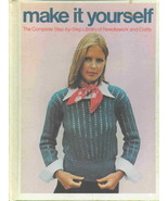 Vintage Make It Yourself Library of Needlework and Crafts - $4.79