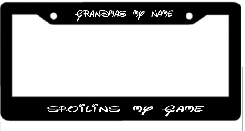 Grandma\'s My Name Spoilin\'s my Game in and 50 similar items