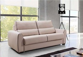 Loeb Sofa Sleeper Bed Living Room Modern Contemporary Futon Made in Spain
