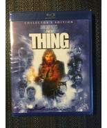 The Thing Blu-ray 2-Disc Set Collectors Edition Carpenter Russell Scream... - $24.99