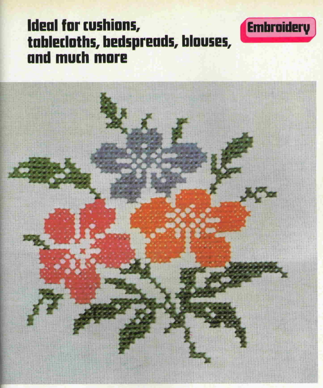 Vintage Make It Yourself Library of Needlework and Crafts