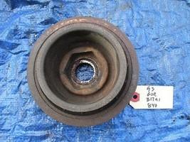 92-93 Acura Integra GSR crank pulley harmonic balancer OEM B17 engine mo... - $79.98