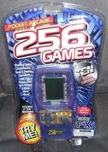 Pocket Arcade 256 Games Electronic Handheld Unit NEW! 10 Skill Levels 2005 - $12.96