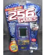 Pocket Arcade 256 Games Electronic Handheld Unit NEW! 10 Skill Levels 2005 - $14.96
