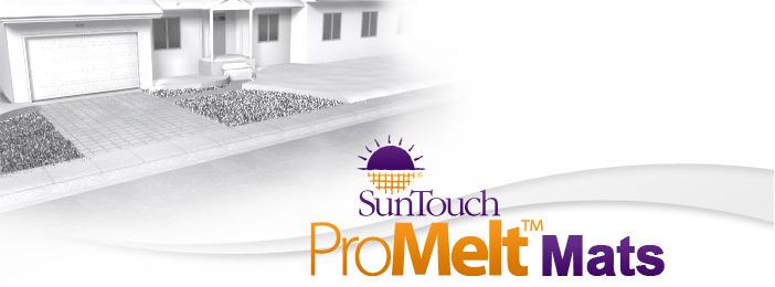 SunTouch ProMelt Snow Melting 208 Volt 2 x 7
